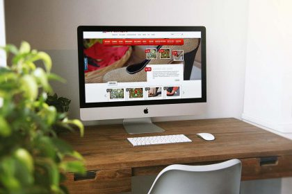 Handmade online store